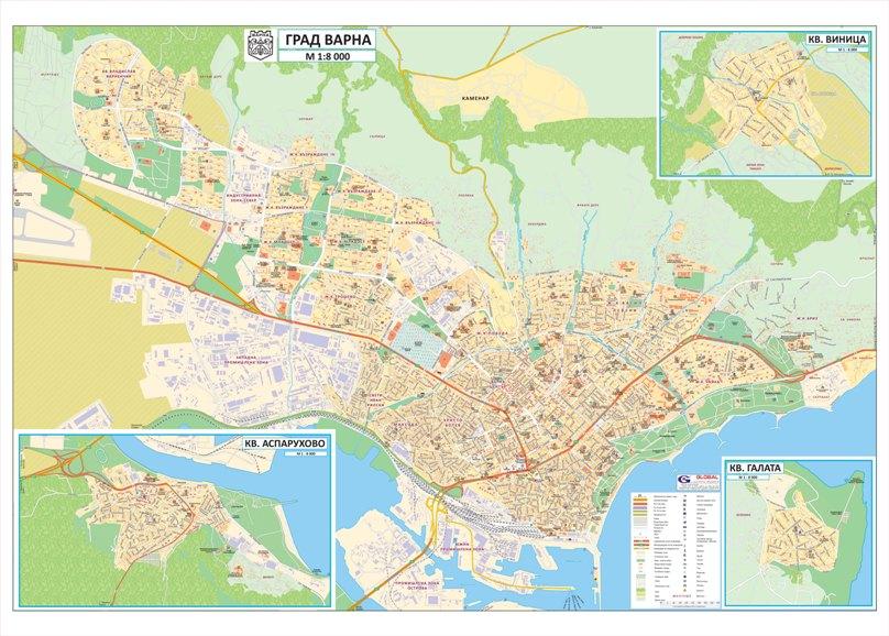 Karta Na Varna